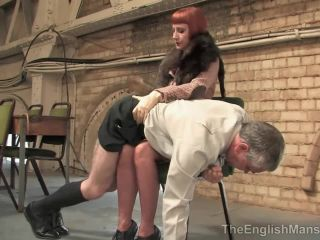 Boy Cane – The English Mansion – A Study in Onanism – Complete Movie – Domina Liza