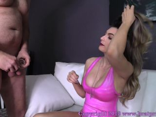 Masturbation Humiliation – Brat Princess 2 – Mia – Red Light Green Light you can Cum but Dont Get Any on Me