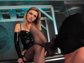Mistress Renee Trevi - Foot Abuse