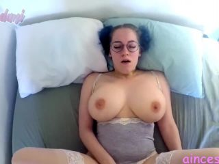 10860 Busty Sister Showing Off Her Big Tits While Brother...