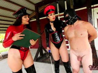 The Training of Slave 47 Part 1 - Electroshock