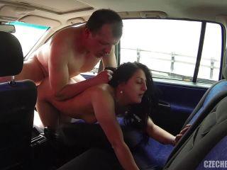 Czech Bitch - Extra load of cum