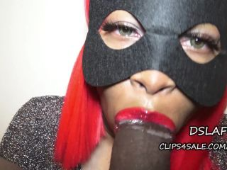Porn online DSLAF – Dick Sucking Lips And Facials presents Catwoman Swallows BBC 2019 – Dominican Lipz – 22.06.2019 $15.99