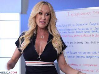 – NaughtyOffice presents Brandi Love – Big Tit Blonde Milf Of A Bombshell Brandi Love Fucks Favorite Employee To Celebrate Independence Day