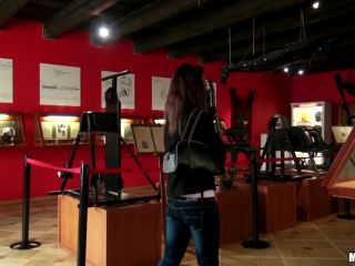 Public 5005 Smooth Talking at the Sex Museum