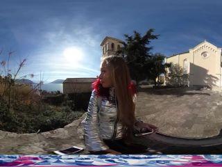 MY FIRST VR VIDEO, Milena Angel
