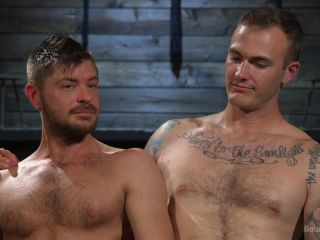 Huge-Dicked Sub Jack Andy Gets An Intense Beating From Christian Wilde - Kink  August 3, 2017
