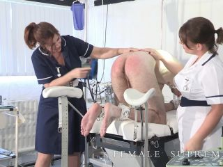 Sperm – Female Supremacy – Semi Skimmed – Baroness Essex and Domina Peel