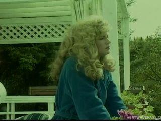 Busty Leanna Fox Rides The Strap-On Of Blond Babe PJ Sparxx Leanna Fox ...