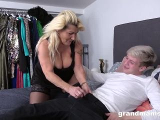 GrandMams 21 03 06 Lola Wild Old German Whore Needs A Young Cock 480p