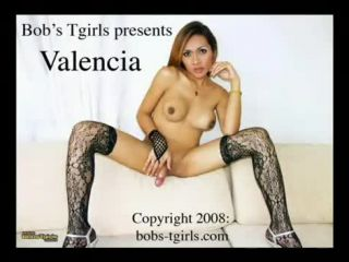 Online shemale video Valencia in HD
