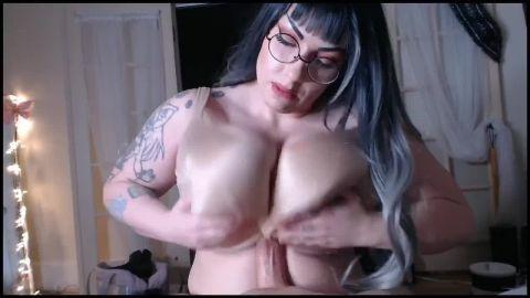 Suspira Grey - Custom Teacher MILF Tit Fuck [HD 720P]