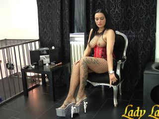 lady latoria  giang eggs torture  domination
