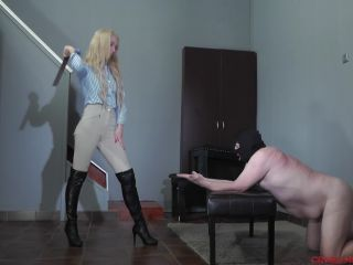 Cruel Mistresses - Mistress Ariel - Show Me Your Hands | punishment | fetish porn