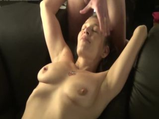 Naked sister on the couch in my entire sperm