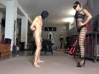 Mistress Gaia – Superfly – Ballbusting – Femdom, Female Domination on feet christy mack foot fetish