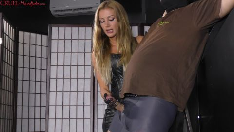 Mistress Tatjana - Horny Slave's Punishment (1080p)