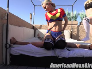 The Mean Girls – Princess Amber – Ass Mask (1080 HD) – Trampling