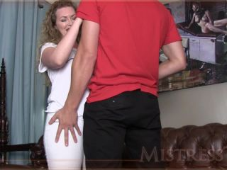 Ball Abuse – Mistress – T – Fetish Fuckery – Tricked Into Ballbusting