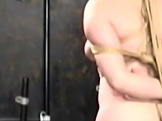 Porn online Brutal BDSM Feral – Shibari Shaved 2 (120209)