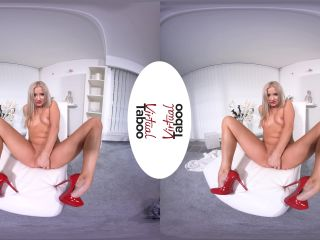 Cayla's Special Red Shoes