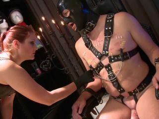 Evsfetishfemdom – Lady Aimee – Needle cushion  Part 1-4