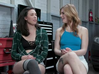 Update 10.01.20 Rear Ended: Ella Nova Gets Her Ass Stretched By Casey Calvert