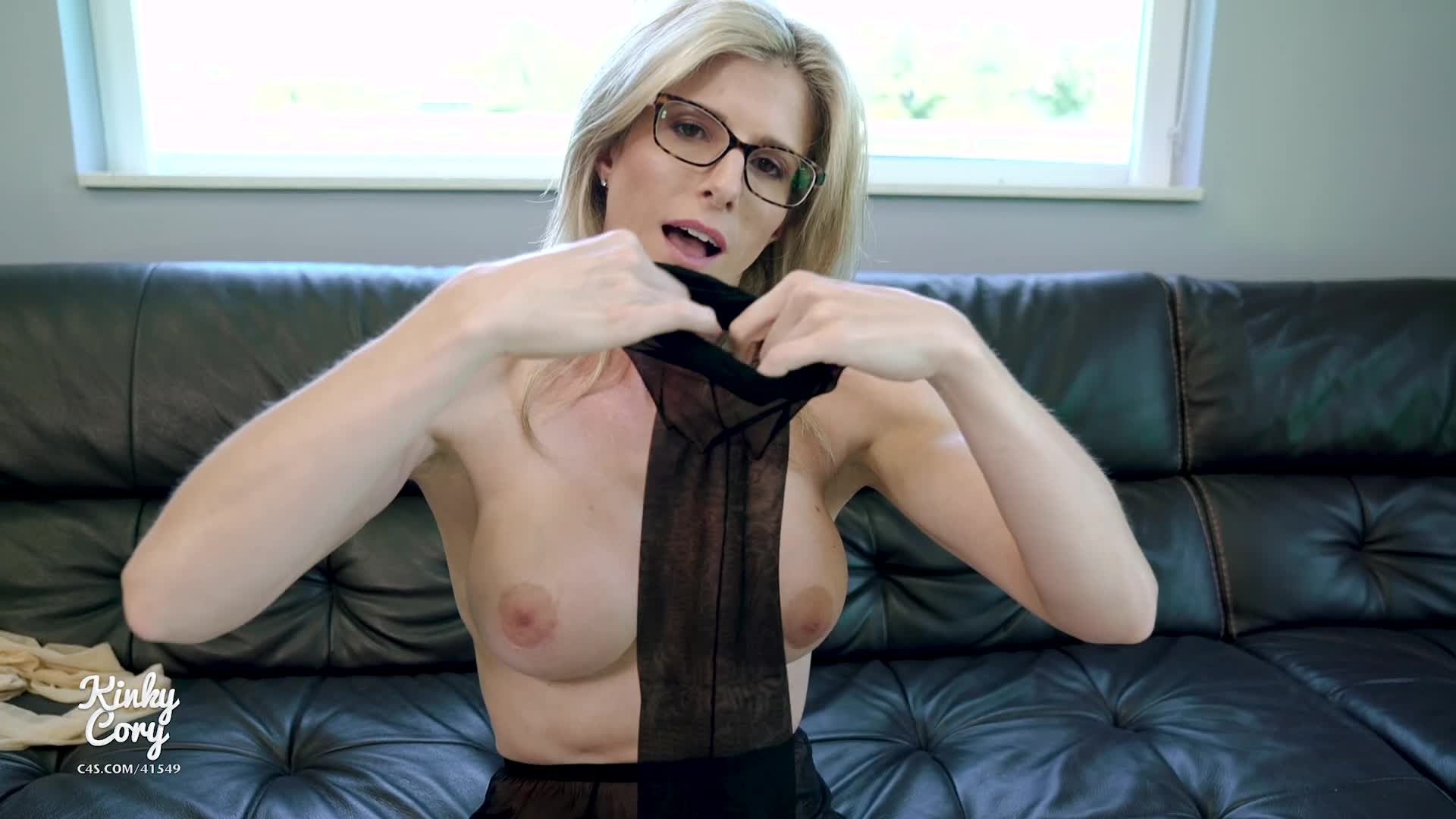 Blonde Milf Fucks Sons Friend