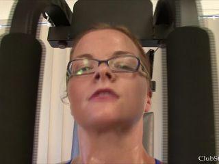 femdom - Clubstiletto – Goddess Sophie – Worship Goddess Sophies Sweaty Muscles