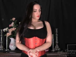 goddess alexandra snow  sissy training 101  goddess alexandra snow