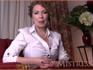 Joi Therapist – Mistress – T – Fetish Fuckery – Therapist Reveals You Are a Cuckold With Gay Tendencies