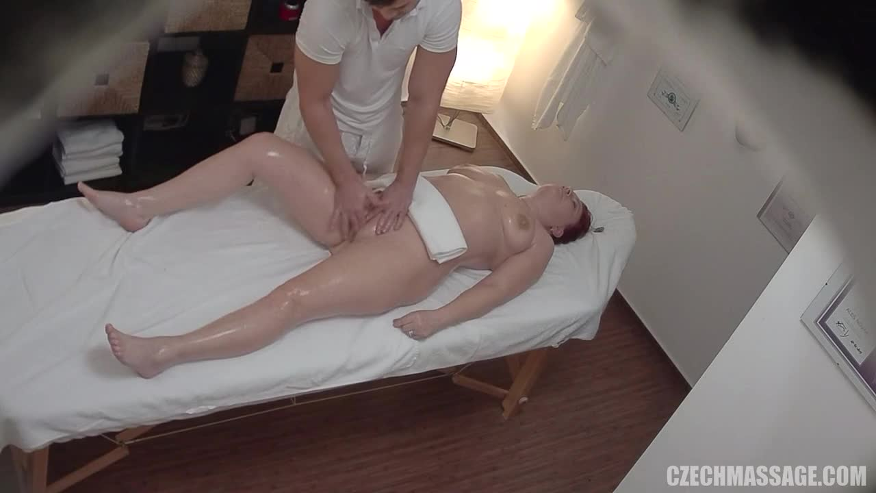 Czech Massage Granny