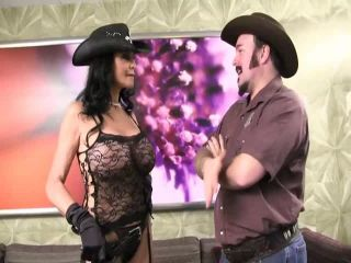 Outlaw Rita Cums to Diamondville - Rita Daniels