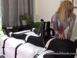 TeaseandThankYou – Emerald – Machine Assisted Perfect Tease