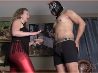 Mistress T – Fetish Fuckery – Gas Facesit By Mean Sis
