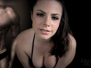 K2s.cc – Miss Kelle Martina – Total Faggot on femdom porn light fetish