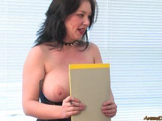 Ambersdungeon - Mistress Jacklyn - Obedient Oaf