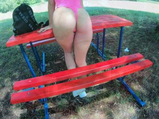 Sunday Picnic went to PUBLIC ANAL and BJ in front of people