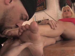 Foot domination sam120214xt