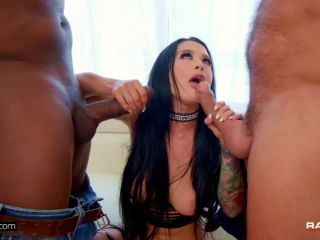 Bang! Rammed presents Katrina Jade Is A Badass Slut That Gets Used By Two Cocks – 02.02.2019