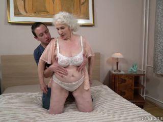 LustyGrandmas presents Norma, Rob in Goldilocks – 08.03.2018