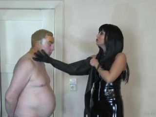 Glove Fetish – Absolute Femdom – Overtowered, Smothered And Milked