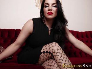 Goddess Alexandra Snow – Improvement Through Celibacy – Orgasm Denial, Pov,  on pov
