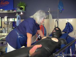 The English Mansion – Domina Sara – Treated At The Practice – Part 1