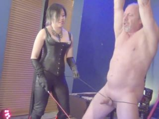 Female Superiority – Asian Cruelty – THE LITTLE COCK BEATING GOES ON – Mistress Mara Julianne
