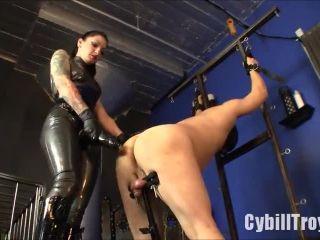 Humiliation – Cybill Troy FemDom Anti-Sex League – Ass-Fucked Like a Bitch
