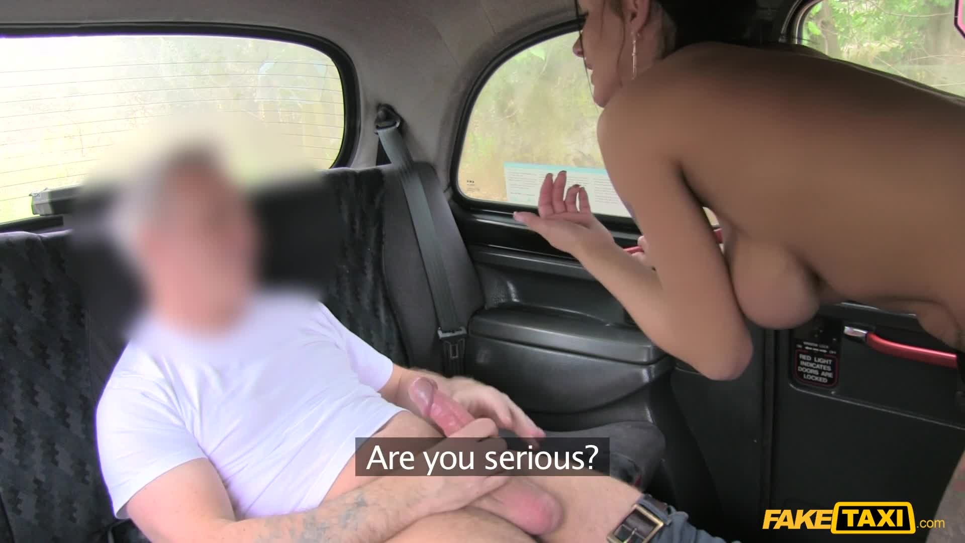 Fake Taxi Young Brunette
