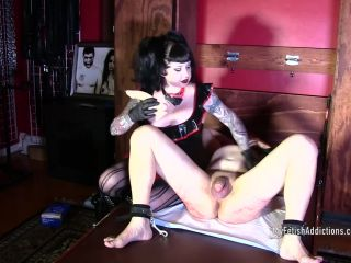 Strap-on – My Fetish Addictions – Ass to Mouth Pile Drived Whore – Maya Sinstress
