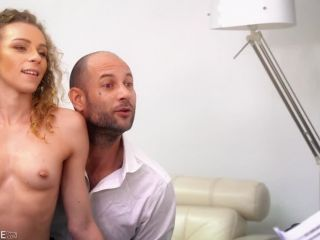Angel Emily – Pounded In DP Threesome