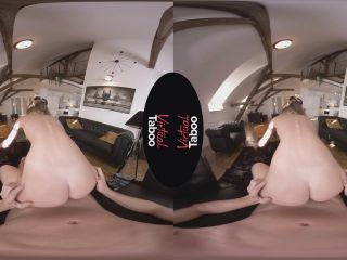 virtual reality - VirtualTaboo presents Candize Demeliza in Sister Meets My Halloween Monster – 26.10.2018